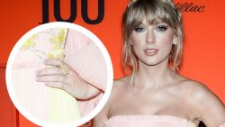 Confettinagels zijn dé nagellaktrend van deze lente (en Taylor Swift is fan!)
