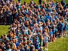 Des milliers de roux rassemblés à Tilbourg