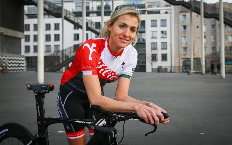 Sofie Goos start in oktober wellicht nog in de halve triatlon van Mallorca, maar daar na is het definitief over.