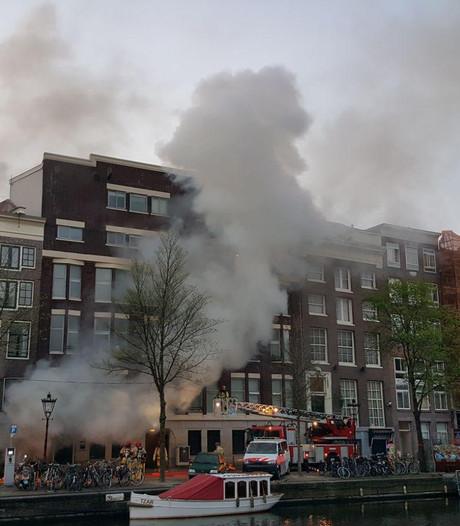 Twee branden in korte tijd in de binnenstad en De Pijp