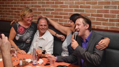 Kurt Lotigiers zingt vrijdag in Gouden Kroon Ertvelde