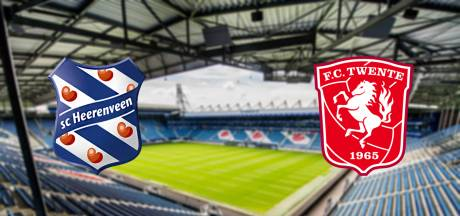 LIVE | Behoudt FC Twente in Abe Lenstra-stadion de ongeslagen status?