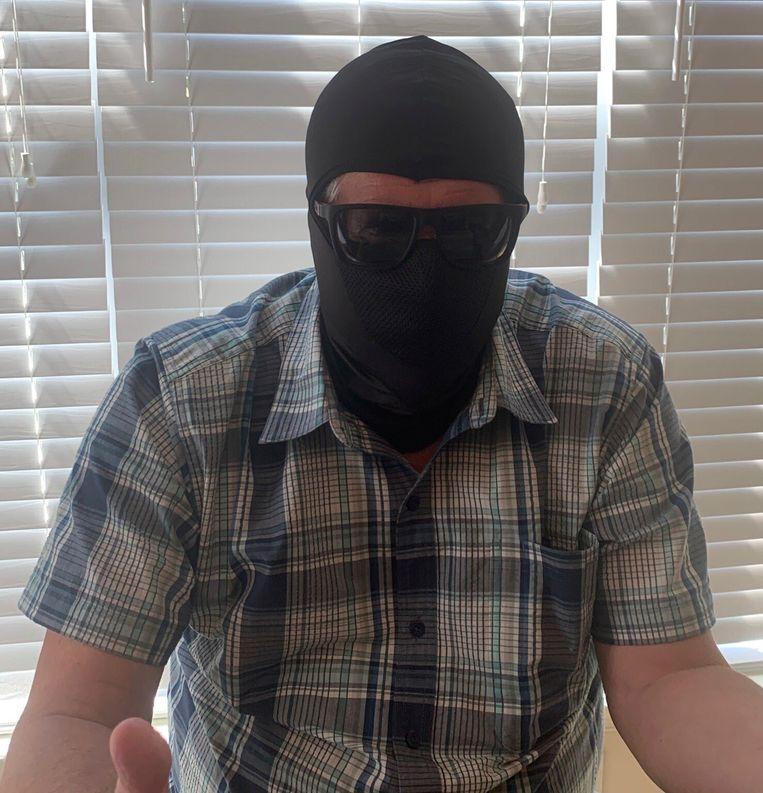De Russische klokkenluider Grigory Rodchenkov gefotografeerd in augustus door persbureau Associated Press; hij valt nu onder een getuigenbeschermingsprogramma in Amerika.  Beeld AP