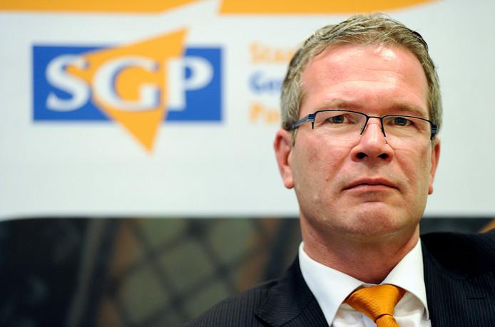 Kamerlid Elbert Dijkgraaf.