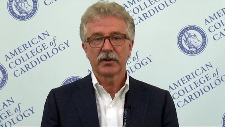 John J.P. Kastelein MD PhD FESC, prof. vasculaire geneeskunde. Beeld CVGK.nl