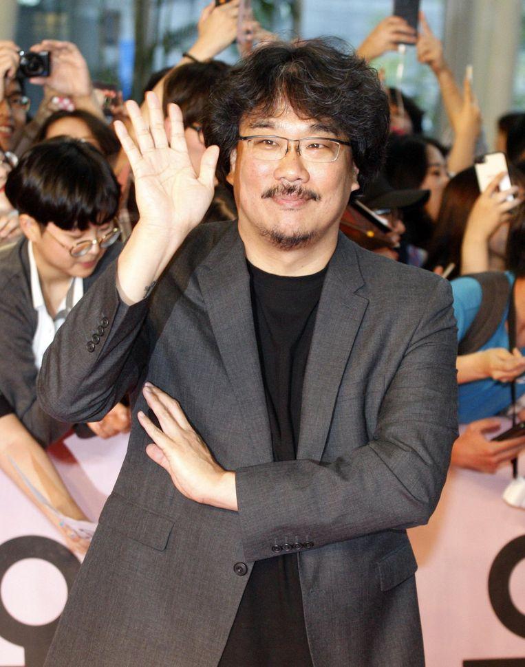Zuid-Koreaanse regisseur Bong Joon-ho Beeld null