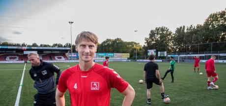 DOVO-aanvoerder Beijer moet verklaring opsturen naar de KNVB na rode kaart