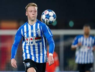 """Beerschothuurling Brian De Keersmaecker toont zich bij FC Eindhoven: """"Losada volgt mijn prestaties"""""""