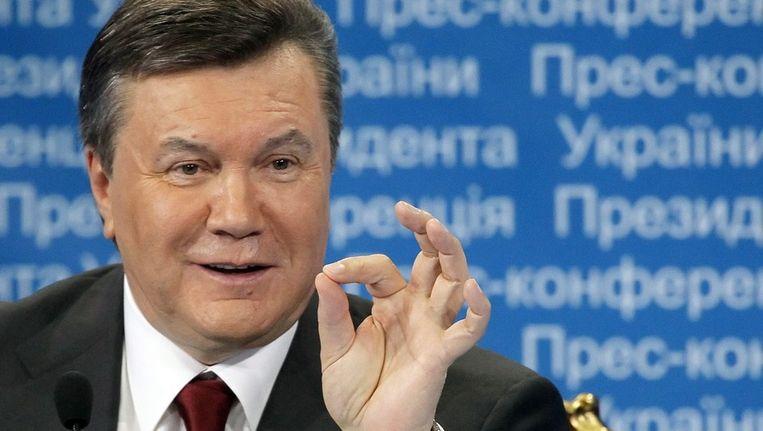 Viktor Jakoenovic Beeld ANP