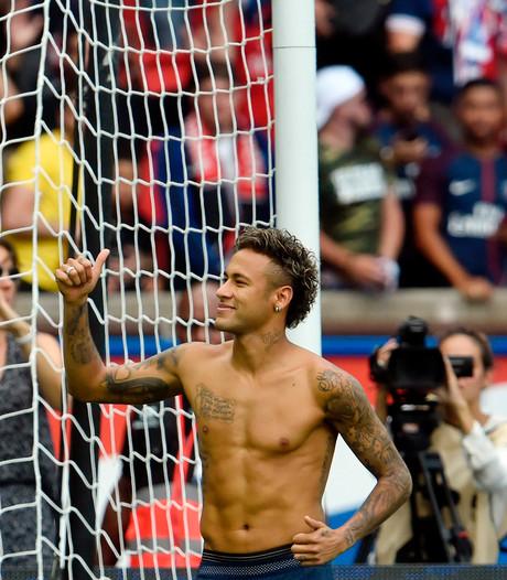 Premier League-baas blij dat Neymar niet naar Engeland komt