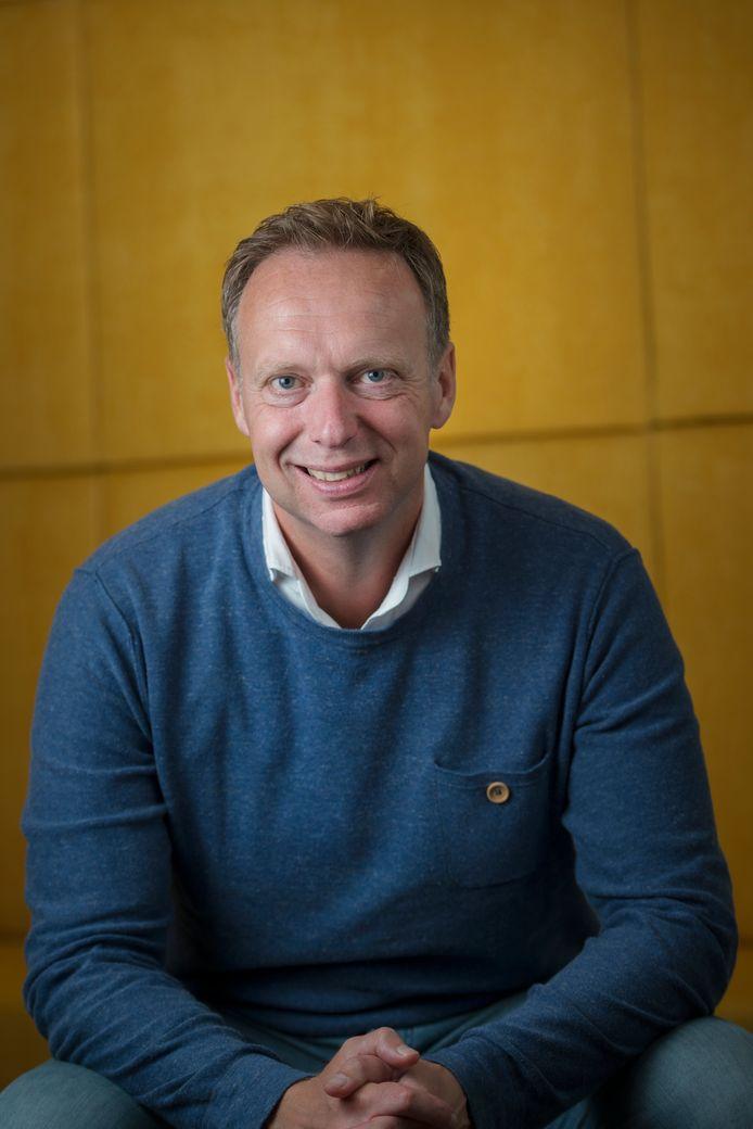Dick van Rhee, directievoorzitter van Rabobank Langstraat