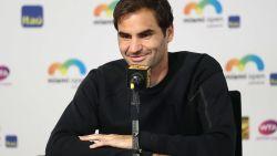 """Federer: """"Nummer één van de wereld blijven is niet het grote doel"""" - Prijzengeld Roland Garros nadert 40 miljoen"""