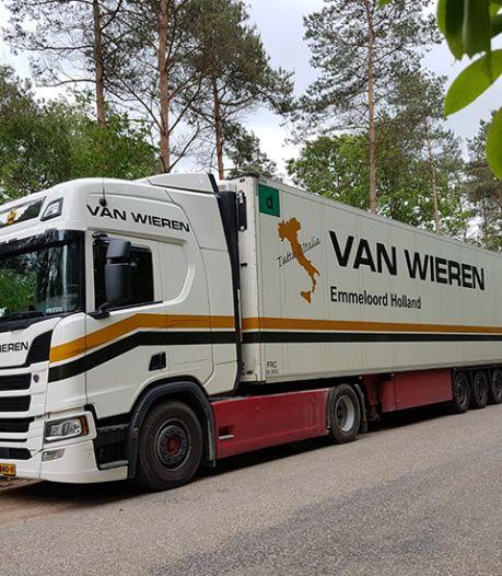 Transportbedrijf Van Wieren International uit Emmeloord in jubileumjaar overgenomen