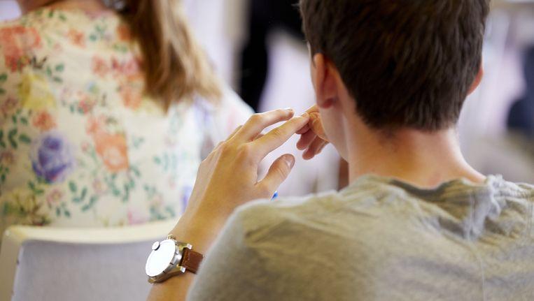 1 op de 7 scholieren krijgt soepelere examenregels Beeld anp