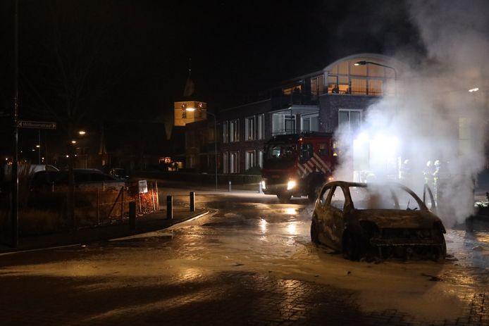 Opnieuw brand in Veen.