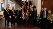 670 jaar huwelijksgeluk gevierd in stadhuis
