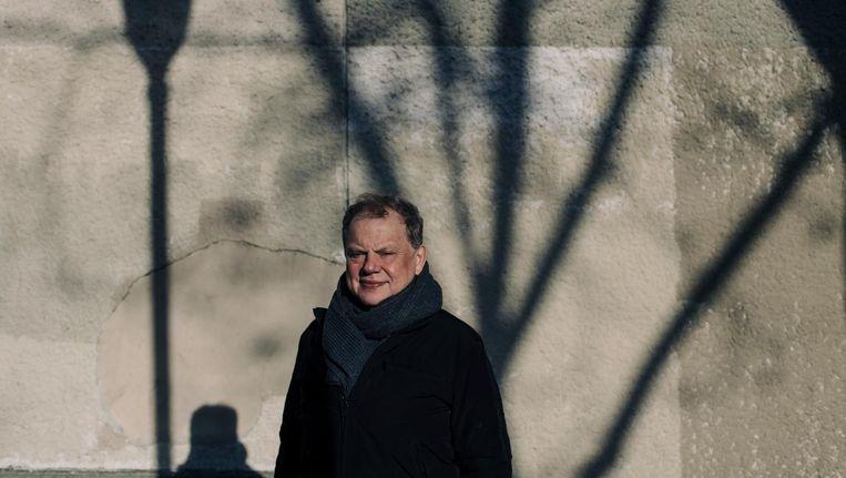 Essayist en columnist Bas Heijne. Beeld Bart Koetsier