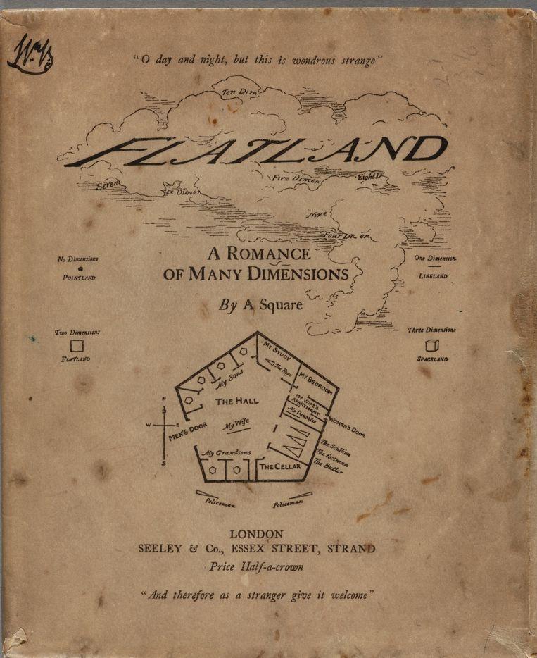 Platland, een Roman van vele Dimensies (1884). Beeld
