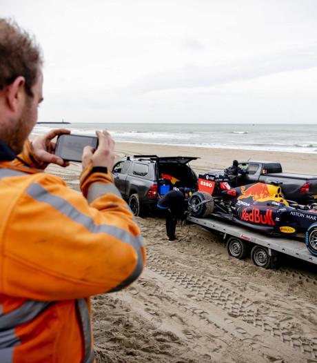 Petitie tegen afsnijroute voor Formule 1-teams over strand naar circuit Zandvoort