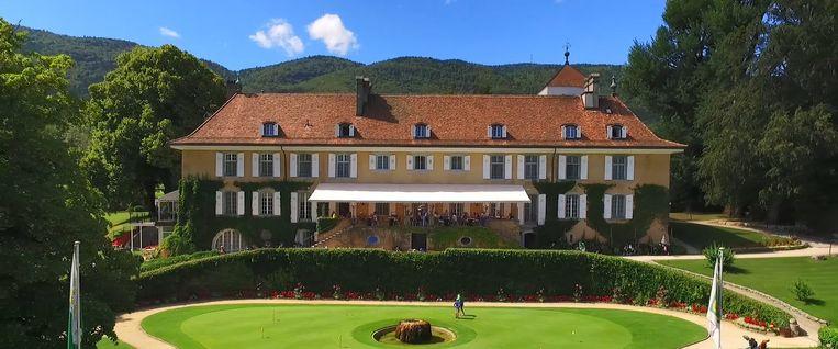 Het clubhuis van de Bonmont Golf & Country Club