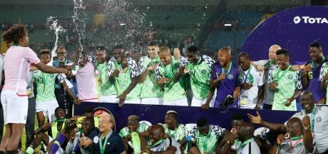 Brons voor Troost-Ekong en Nigeria in Afrika Cup