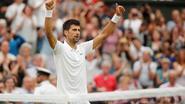 Djokovic bereikt kwartfinales zonder setverlies, sprookje Rybarikova duurt voort