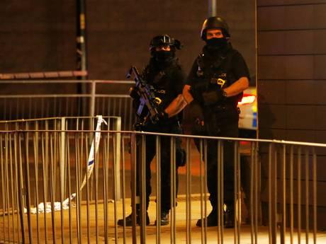 LIVE: 19 doden en 50 gewonden na concert Manchester