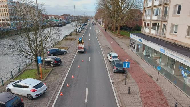 Nieuwevaart krijgt aparte busbaan: meteen filerijden tijdens eerste avondspits