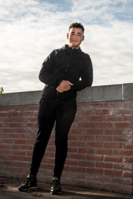 Ouisam is terug in Helmond, na de hel van Melilla: 'Ik heb daar voor mijn leven gevochten'