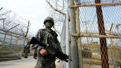 Noord- en Zuid-Korea sluiten bewakingsposten aan de grens