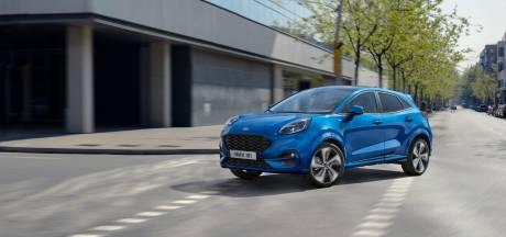 Ford Fiesta wordt een SUV: dit is de nieuwe Puma