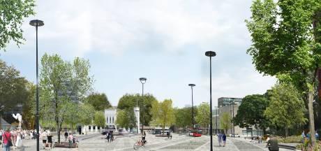 Stadsforum, centraal plein in Tilburg: 'Wees niet bang voor rust en leegte'