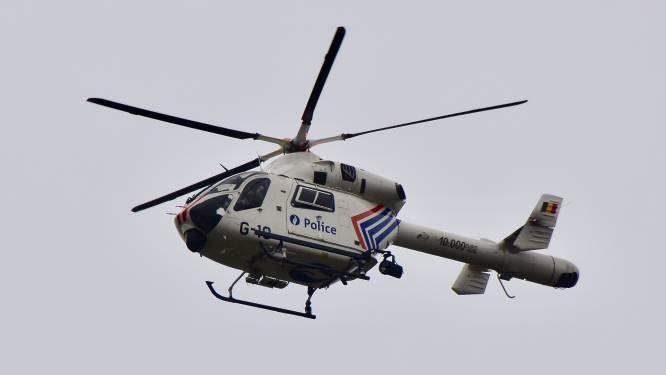 Ontsnapte gevangene geklist na zoekactie met speurhond en helikopter