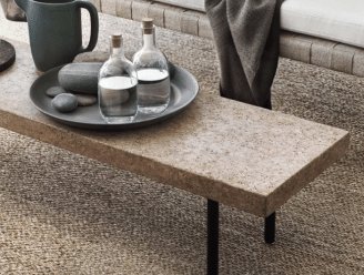 Krak! Kapotte tafel in de Ikea-catalogus