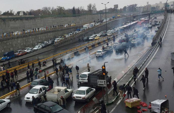 Rellen in Iran