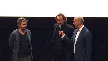 Jenne Decleir en Björn Pinxten winnen Humo Award op Kortfilmfestival Leuven