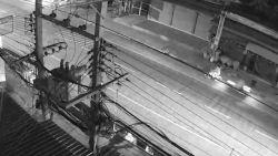 Schokkende beelden: bromfietser maait fietser omver