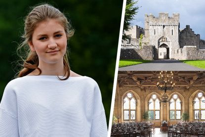 Met vier op een kamer en veel vrijwilligerswerk: hier zal prinses Elisabeth de komende twee jaar doorbrengen