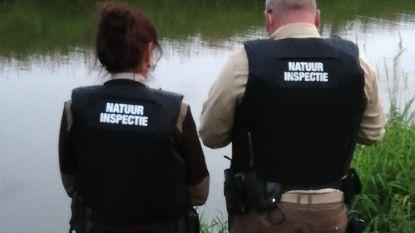 Grootschalige controles op riviervisserij in West-Vlaanderen: 30 vissers in overtreding, ook drugsgebruik