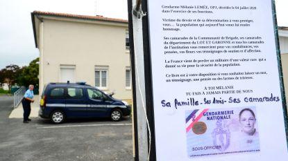 Gendarme Mélanie (25) met 130 km/u van de weg gemaaid door vluchtende automobilist
