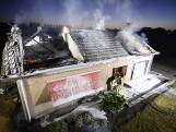 Krantenbezorger ontdekt brandend huis van vakantiegangers in Bergeijk