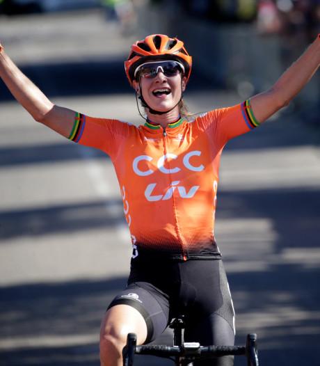 Vos wint eerste rit in Ronde van de Ardèche