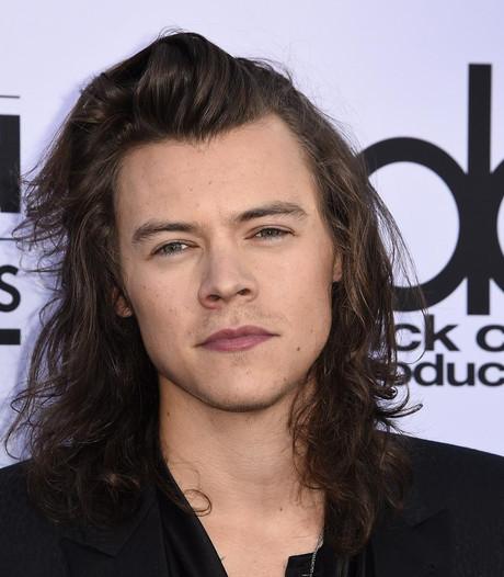 Harry Styles treedt op in Amsterdam