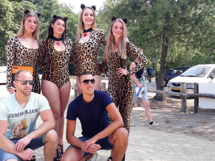 Geen luipaardknuffel, wel een warm onthaal bij Safaripark Beekse Bergen