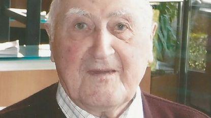 René Lantoine (98) is overleden