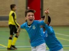 100% Voetbal Futsal Cup heeft voor het eerst profclubs