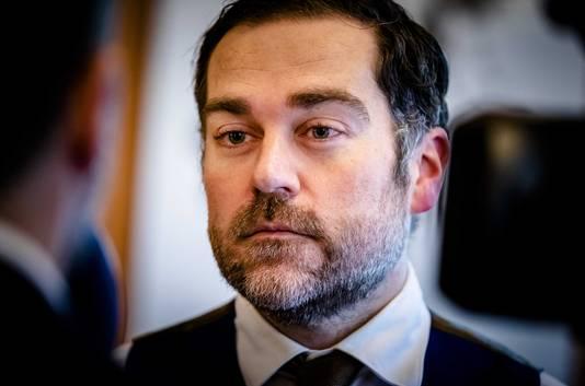 VVD-fractievoorzitter Klaas Dijkhoff ontving wachtgeld bovenop zijn salaris.