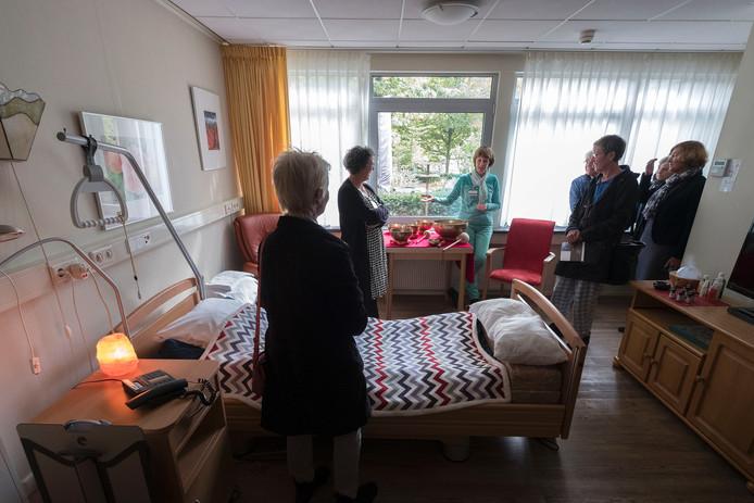 Open dag bij hospice De Regenboog.