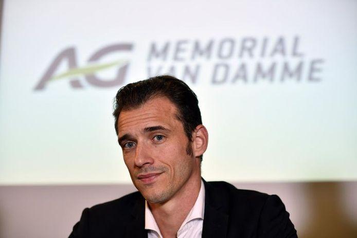 Cédric Van Branteghem is sinds enkele jaren meetingdirecteur van de Memorial Van Damme.