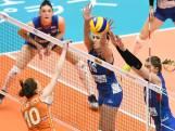 Samenvatting | Nederlandse volleybalsters onderuit in halve finale WK